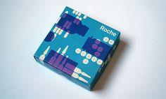 Pharmaceutical product samples from Hoffman-LaRoche Ltd – Rolf Harder (1960–1974)