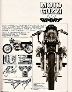 Motorcycle ads