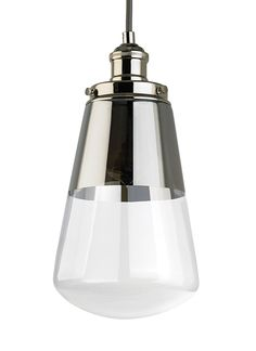 P1372PN,1 - Light Mini-Pendant,Polished Nickel