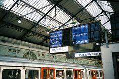 Earls Court London Underground