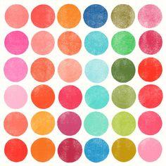 Colorplay 5 Framed Art Print by Garima Dhawan   Society6