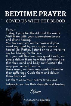 Healing Prayer Scriptures, Prayer Verses, Bible Prayers, Faith Prayer, Good Prayers, Prayers For Healing, Powerful Prayers, Special Prayers, Good Night Prayer Quotes
