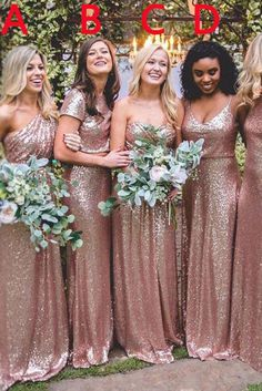 Sorella Vita Rose Gold Blush Sequins Country Bridesmaid Dresses 2018 Modest Custom Make Plus Size Maid of Honor Wedding Guest Gowns Sparkly Bridesmaid Dress, Country Bridesmaid Dresses, Bridesmaid Dresses 2018, Affordable Bridesmaid Dresses, Wedding Bridesmaids, Bridesmaid Ideas, Burgundy Bridesmaid, Prom Gowns, Rose Gold Sparkly Dress