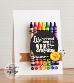 Life Is About ...@pickledpaperdesigns