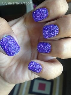 Learn how to do your own Caviar Nails