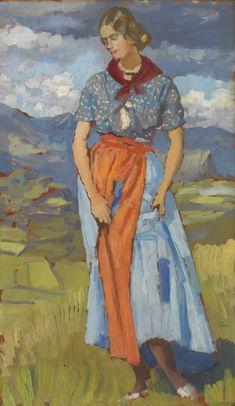 Augustus Edwin John (Welsh, 1878–1961)