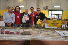 Tropea 2015 con Paolo LoGiacco, Luca Berardocco, Faustino Faustini, Girolamo Zurzolo e Totò Incandela