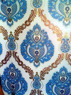 Damasks, Bohemian Rug, Boho, Jacobean, William Morris, Wall Design, Shawls, Art Designs, Decoupage