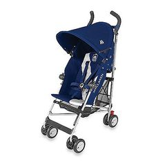 As much as I love my Bugaboo, I couldn't live without my Maclaren Triumph ($200). It's lightweight, folds w...