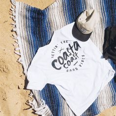 Coasta Coast, Surfwear, Surf, Menswear, Surf fashion, Good Vibes www.coastacoast.com