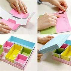 Wholesale Cute DIY Paper Lid Jewelry Box - DinoDirect.com