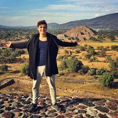 Martin in Mexico