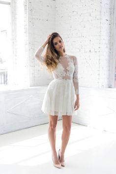 Karin Dragos wearing the Barbie dress / Nora Sarman / photo Flor Florance Photography Karin Dragos, Barbie Dress, Dress Outfits, Dresses, Sexy Women, White Dress, Woman, How To Wear, Photography