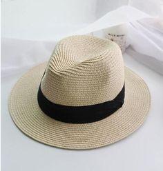 Summer Floppy Straw Beach Sun Hats For Women,Classic Wide Brim Panama Hat,sombrero paja,chapeau femme paille ete,chapeu feminino Supernatural Style Turbans, Women's Dresses, Beach Dresses, Dresses Online, Jazz, Summer Hats For Women, Polyester Material, Stylish Hats, Hats For Sale