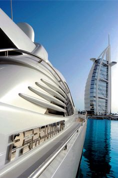 -- Ahhh, if I were a millionaire I would go here. Burj al Arab, Dubai, United Arab Emirates, where a single night stay in the Royal Suite can cost you $19,000