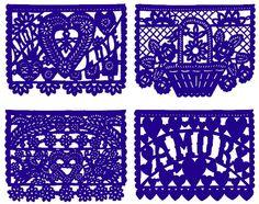 Cinco De Mayo Papel Picado Decorations