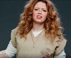 "If you watch Orange Is The New Black , you've had the pleasure – nay, the honor – to have Natasha Lyonne grace your screen as Nicky Nichols. | For Anyone Slowly Falling For Nicky Nichols On ""Orange Is The New Black"""