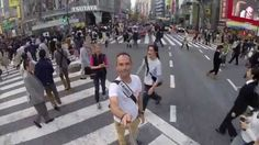 Gopro 360° in Japan May 2014 from Osaka to Tokyo