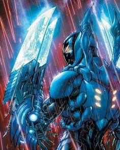 Blue Beetle, Acid Rain