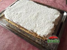 Reteta prajitura Craiasa Zapezii Biscuit, Deserts, Dessert Recipes, Cookies, Cake, Food, Crack Crackers, Biscuits, Kuchen