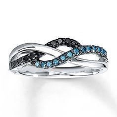 Artistry Diamonds Anchor Bracelet Blue Diamonds Sterling Silver vq1Xz4A