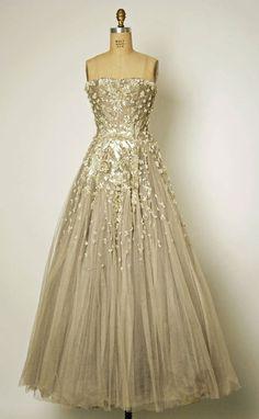 Embellished Strapless Christian Dior - from Dress Safari. Wedding Dress Inspiration!