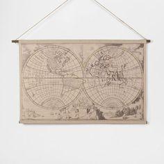 Zara World Map £39.99