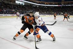 By Bob Phillips     BRIDGEPORT –The Lehigh Valley Phantoms shook off some early morning cobwebs and overcame     Lehigh Valley's Oskar Lind...