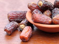 Whole Food Fueling: Dates