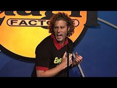 TJ Miller - Erryday (Stand Up Comedy) - YouTube