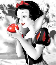 Snow White | Flickr - Photo Sharing! on we heart it / visual bookmark #14723480