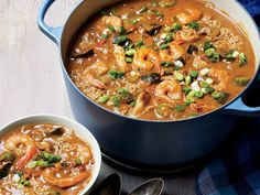 Learn how to make Shrimp and Chicken Gumbo . MyRecipes has 70,000  tested recipes and videos to help you be a better cook