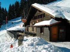 Workaway in . Help in our hostel in the Swiss Alps, Champoussin.