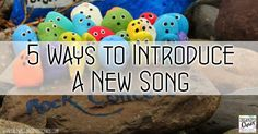 5 Ways to Introduce a New Song. Organized Chaos. Engaging and effective ways to introduce new songs to elementary students.