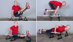 #GetBig: 5 Must-Try Moves With Parallette Bars - Get a gymnast body with a simple, affordable piece of home equipment.