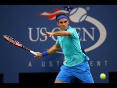 Roger Federer in a hurry! 10 fastest US Open deliveries from Swiss maestro — Tennis World In A Hurry, Mlb Games, Tennis Center, Tennis World, Billie Jean King, Us Open, Roger Federer, Espn
