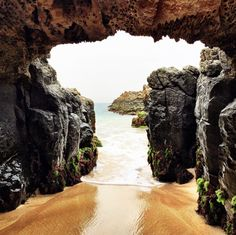 Perspective cave, Cape Verde - Africa | Photo by: artjulian #Kaapverdie