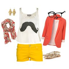 nerd outfit