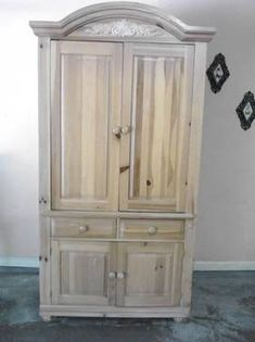 $160 Beautiful Broyhill Armoire