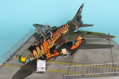 Su-22 UM3-K 1/48 Scale Model