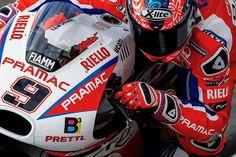 Danilo Petrucci, Pramac Ducati MotoGPteam
