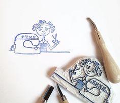 D.I.Y. - naaien, breien, haken, stempelen, papier recycleren, ...