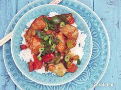 Édes-savanyú kínai csirke - Receptek   Ízes Élet - Gasztronómia a mindennapokra