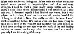 I see a delightful story...//Henry James, The Portrait of a Lady