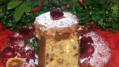 NEJCHUTNĚJŠÍ ITALSKÁ VÁNOČKA RECEPT, ORIGINÁLNÍ ITALSKÝ PANETTONE RECEPT Christmas Drinks, Christmas Cooking, Christmas Recipes, Waffles, Pizza, Pudding, Baking, Breakfast, Cake