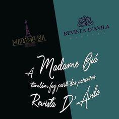 A Madame Biá Acessórios também faz parte da rede de parceiros Revista D'Ávila! Faça parte você também e mantenha a sua empresa sempre em evidência entre em contato pelos telefones 19 3329-7741 ou 9.8202-7373