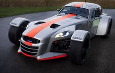 Donkervoort D8 GT 270 Coupe Special Edition