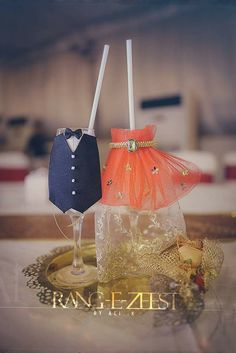 Desi Wedding Decor, Wedding Stage Decorations, Wedding Props, Wedding Crafts, Diy Wedding, Wedding Sparklers, Wedding Things, Wedding Ideas, Bridal Gift Wrapping Ideas