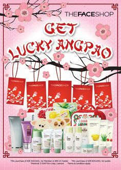 2015 February design for THEFACESHOP Indonesia. @LovelyDay Story