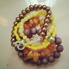 Olive Love Arm Candy